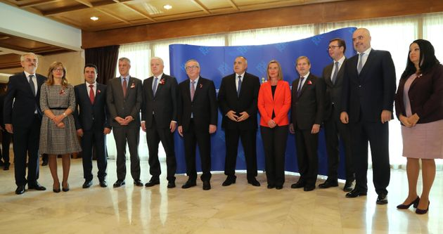 Γιούνκερ στους ηγέτες των χωρών των Δυτικών Βαλκανίων: H ένταξη είναι δική σας, αλλά οι μεταρρυθμίσεις...