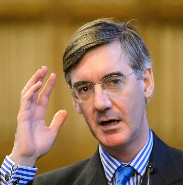 Jacob Rees Mogg tweeted