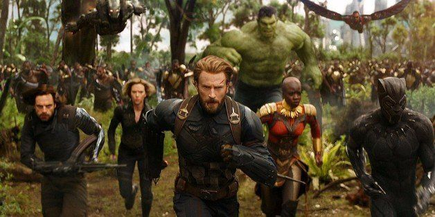 assemble! 'avengers: infinity war' is coming out a week early   huffpost