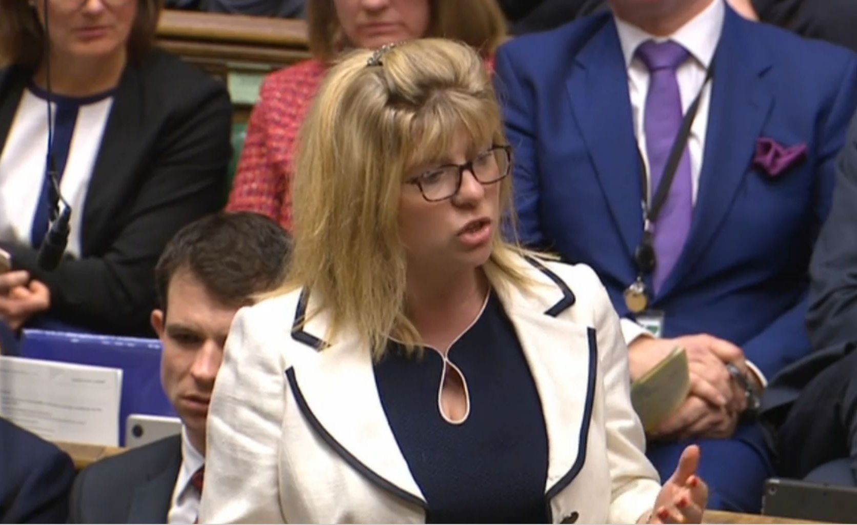 Tory Vice-Chair For Women Demands Debate On UK Abortion