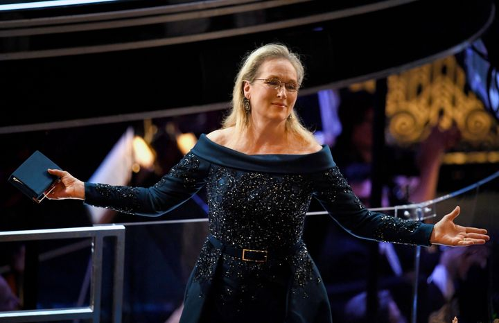 Along with having several Oscars herself, Meryl Streep is one of the most popular people to thank in acceptance speeches.&nbs