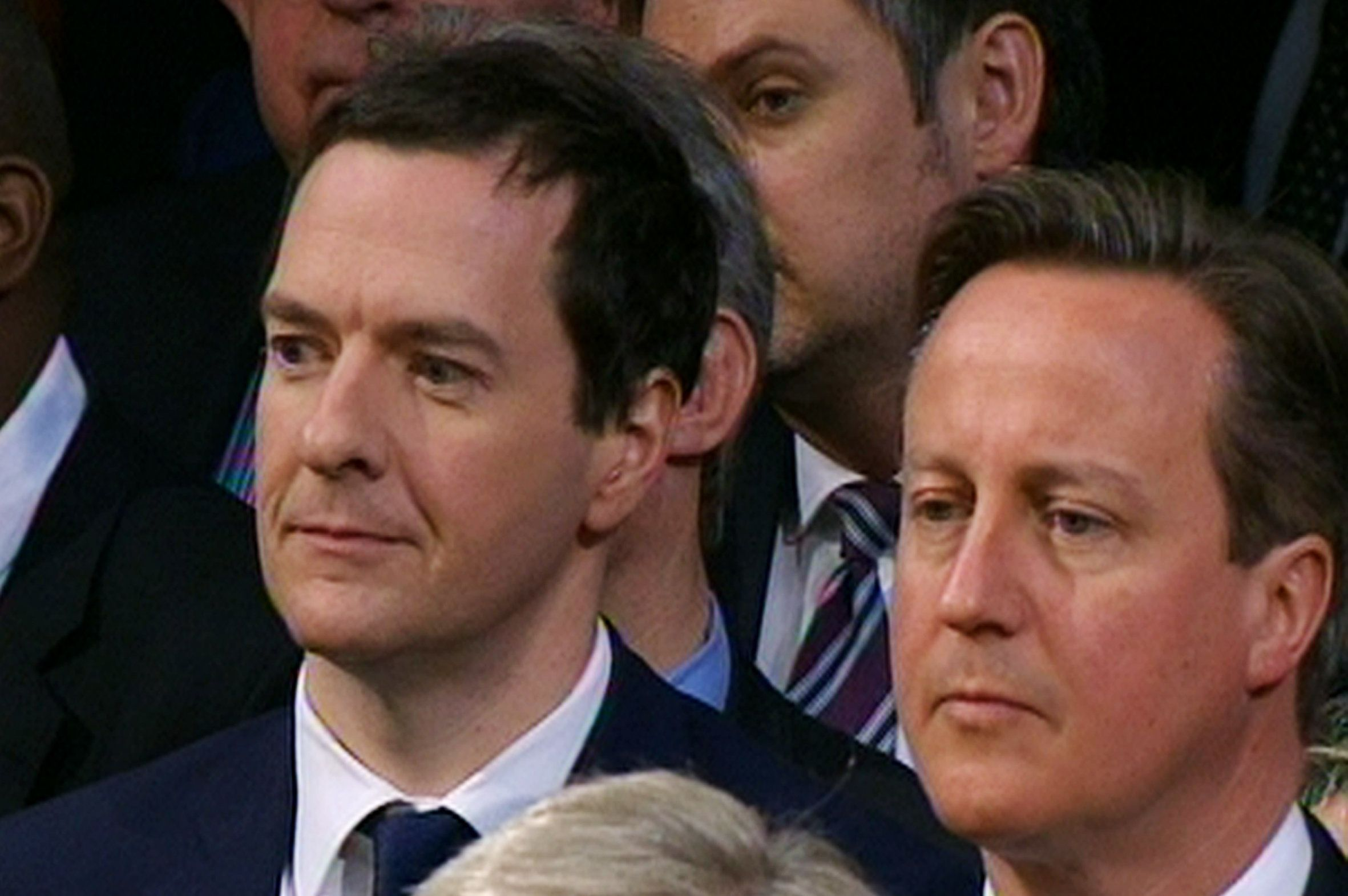 David Cameron And George Osborne Condemned After Gloating Over