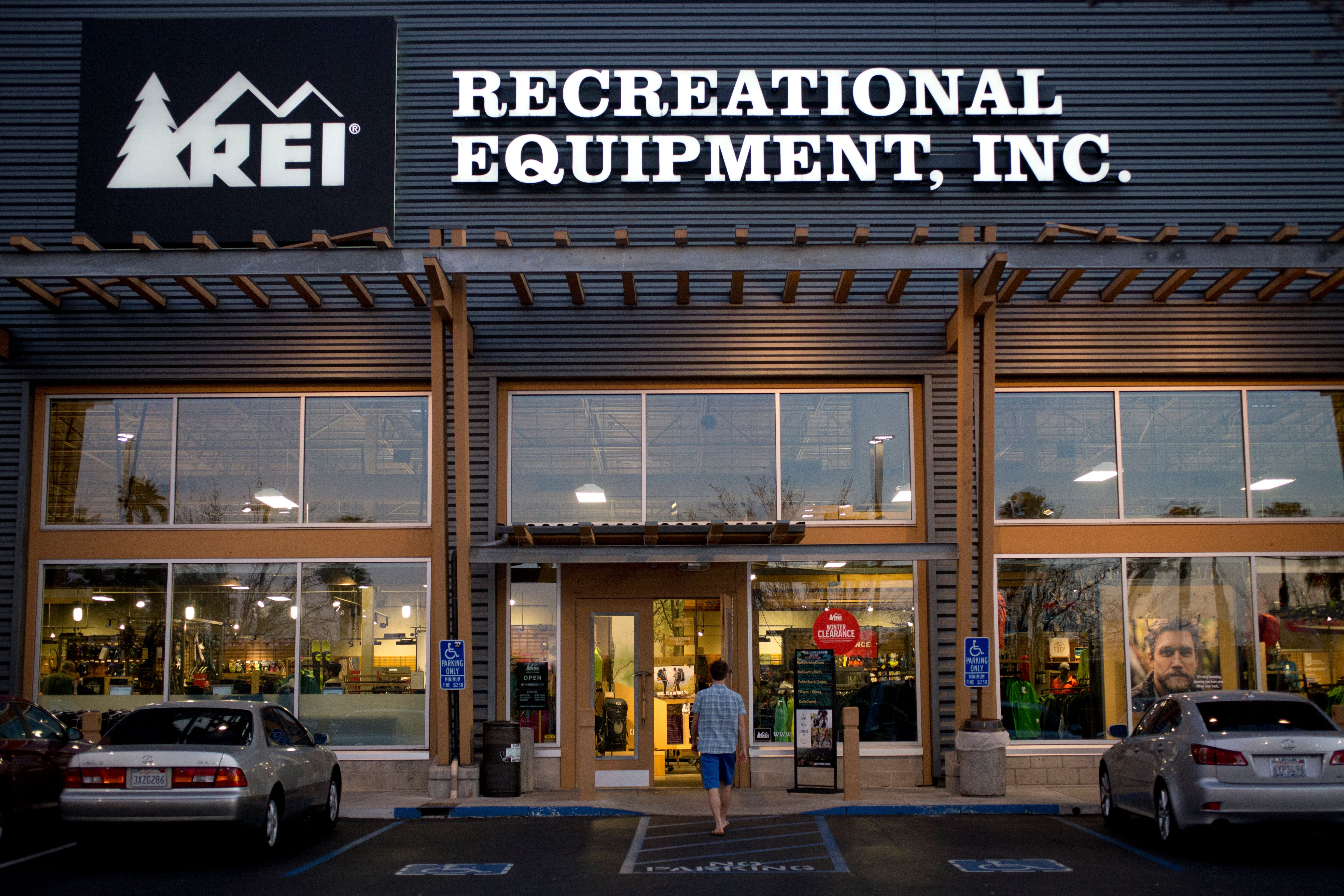 REI said it would suspend its relationship with Vista Outdoor, a conglomerate that owns several popular adventure brands but