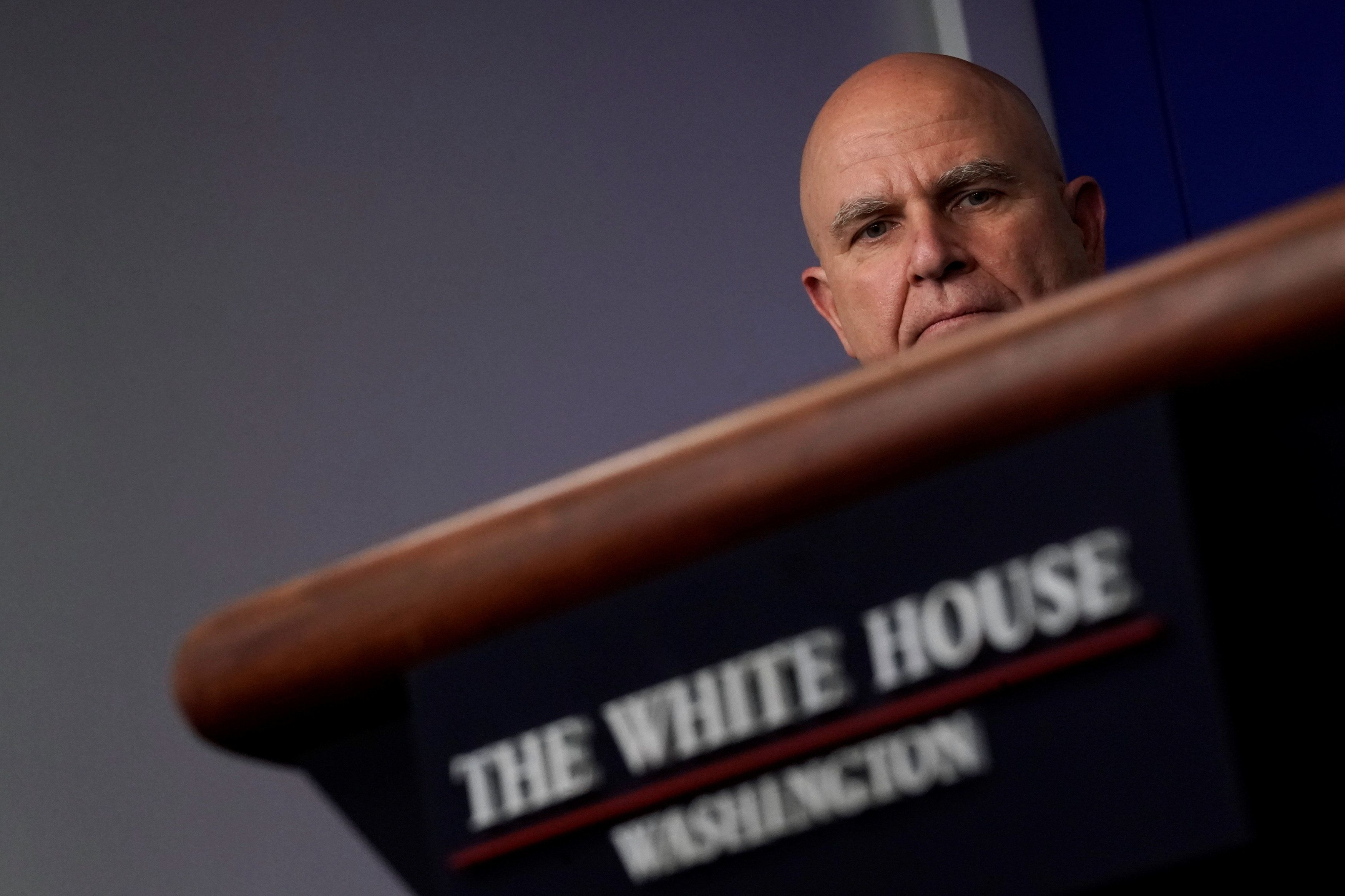 National Security Adviser H.R. McMaster To Leave White House