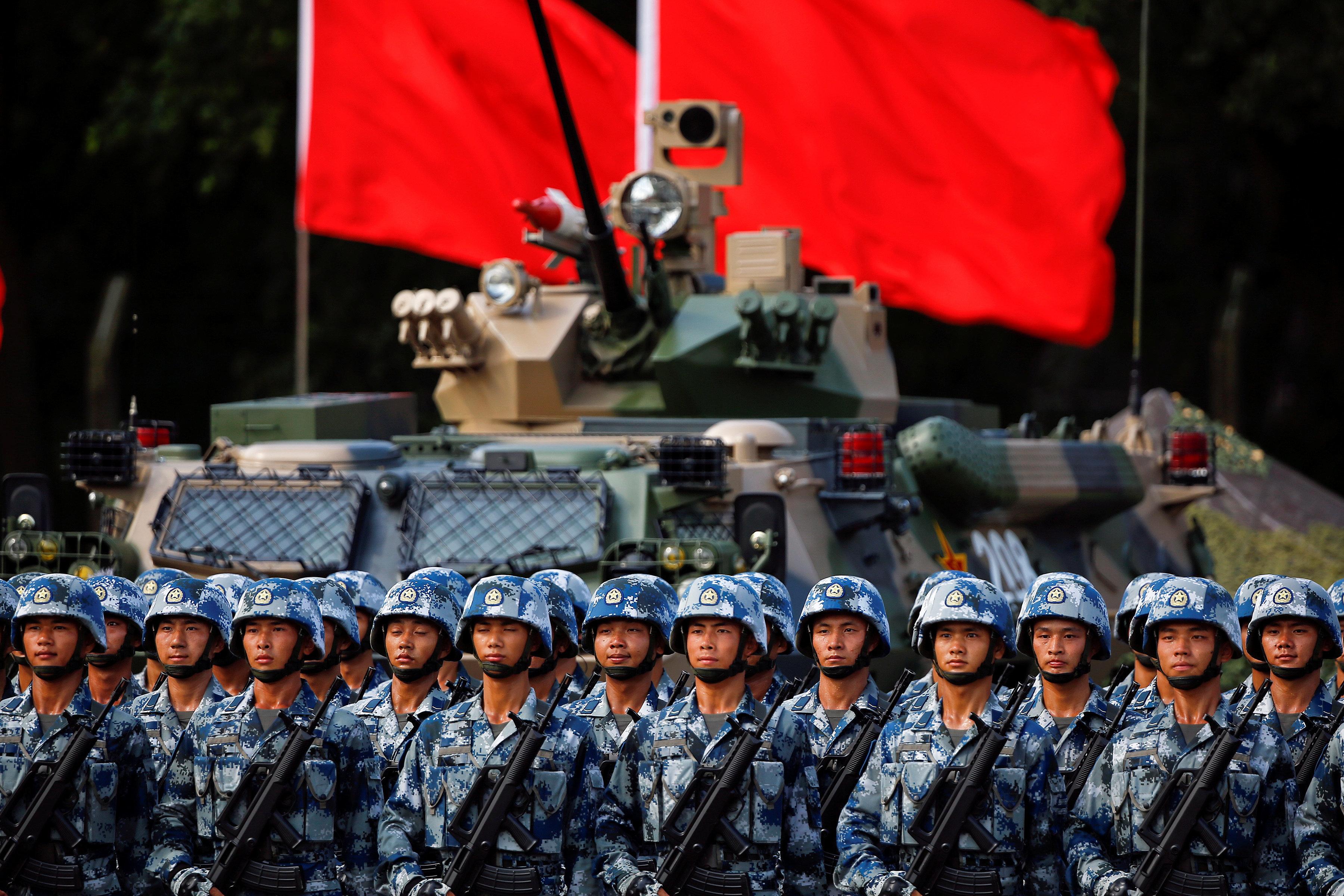 Η Κίνα προειδοποιεί τις ΗΠΑ με εμπλοκή σε πόλεμο για την ανάκτηση της Ταϊβάν εάν προχωρήσει σε σύσφιξη των
