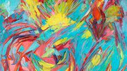 Εγκαίνια έκθεσης ζωγραφικής της Μαριάννας Βερέμη στο Ίδρυμα Εικαστικών Τεχνών