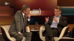 """""""Ist Ihre Familie schizophren?"""": Lanz traktiert Stegner mit intimen Fragen zum SPD-Votum"""