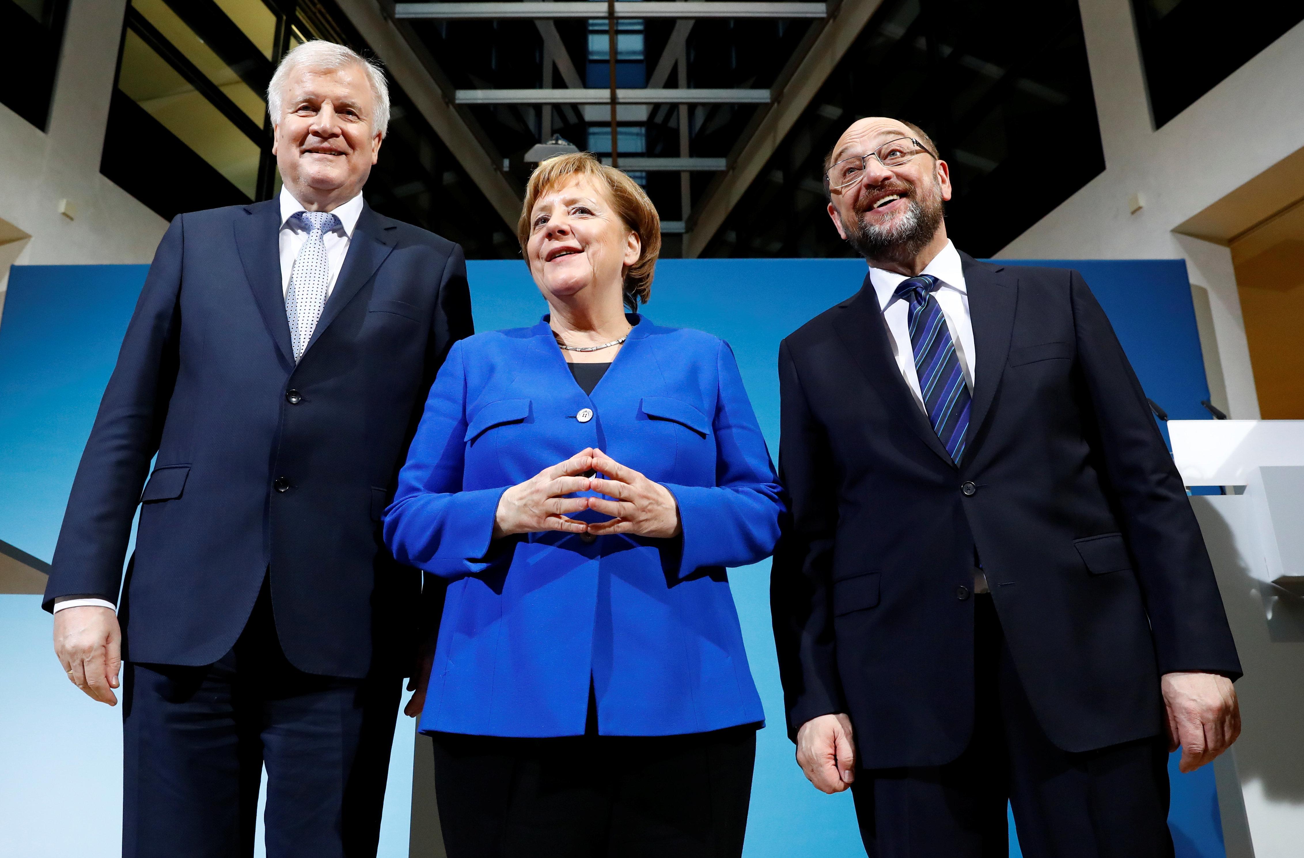 Μικρή αύξηση στα ποσοστά Χριστιανοδημοκρατών και Σοσιαλιστών στη