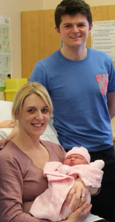 Baby Born On A66 Doing Well Despite A Freezing Start To