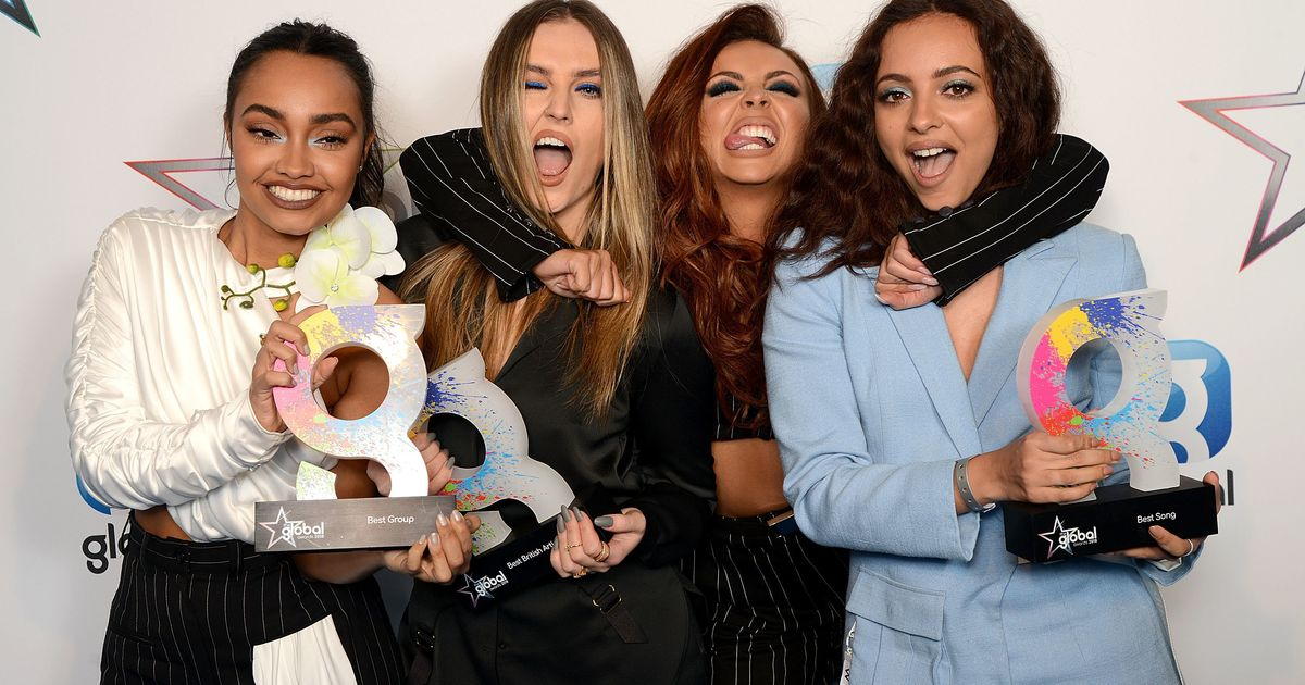 Little Mix Were Well And Truly Living Their Best Lives At