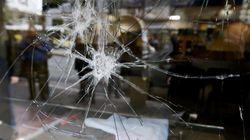 Νέα επίθεση κουκουλοφόρων σε καταστήματα στην