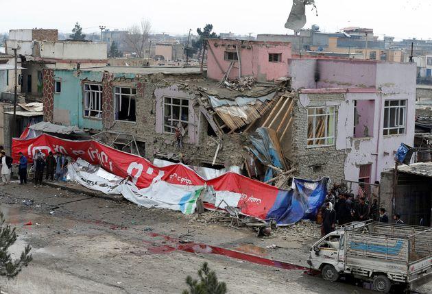 Ισχυρή έκρηξη στην Καμπούλ στην συνοικία των πρεσβειών. Αναφορές για