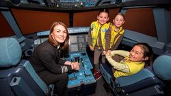 Girlguiding Launches Aviation Badge For Brownies To Inspire A Generation Of