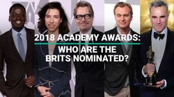 2018 Academy Awards: Who Are The Brits