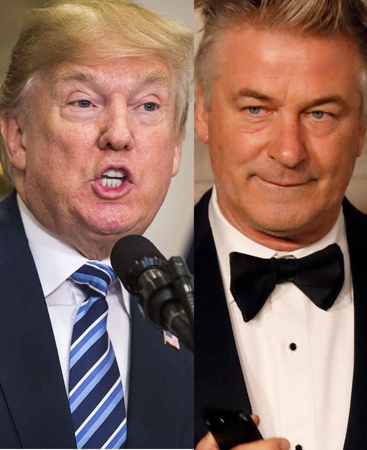 Donald Trump Assaults Alec Baldwin In Early Morning Twitter Rant Amid Week Of Chaos