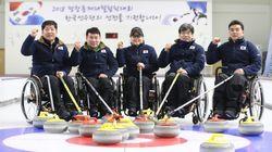 여자 컬링에 '팀 킴'이 있다면 휠체어 컬링에는 '오성'이