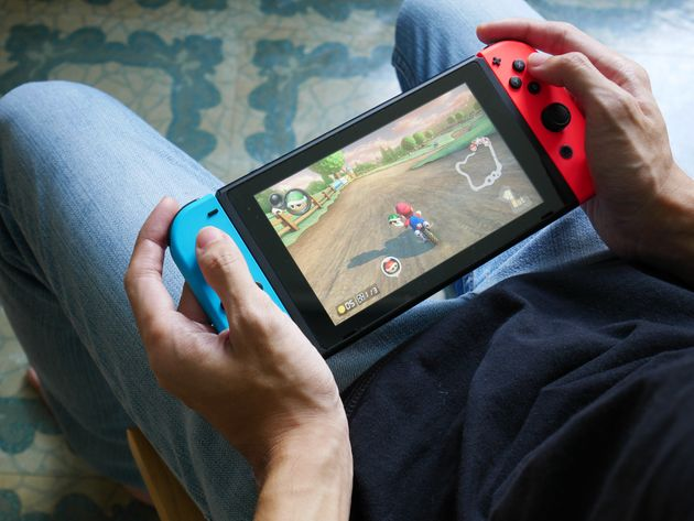 New consoles such as the Nintendo Switch have helped drive new