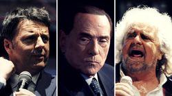 The Good, the Bad and the Funny: Wie diese drei Männer die italienische Politik zerstört haben