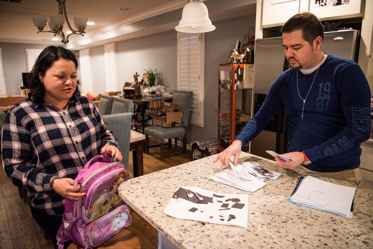 If lawmakers fail to pass legislation to help DACA recipients, Lisben and Alex would be unable to legally work and could find themselves at risk of deportation.