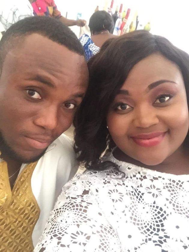 Mzznakiand her husband,
