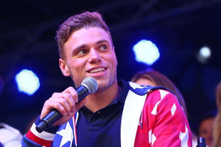Olympic skier Gus Kenworthy helped shut down a dog meat farm while he was in South Korea.