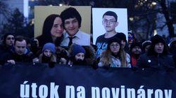 Σλοβακία: Χιλιάδες άνθρωποι διαδήλωσαν στη μνήμη του δημοσιογράφου που