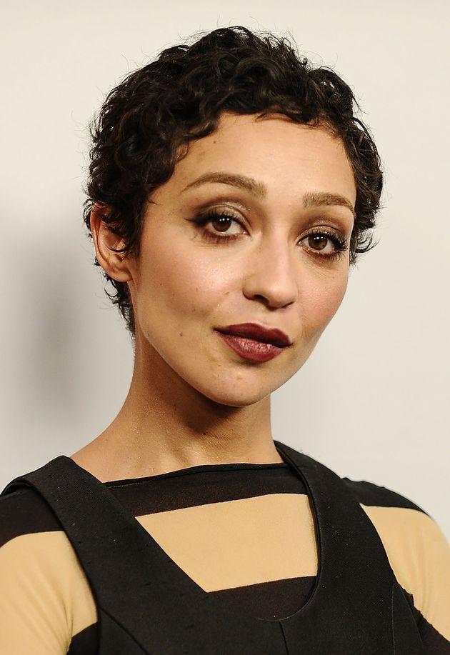 Irish-Ethiopian actress Ruth Negga was nominated last