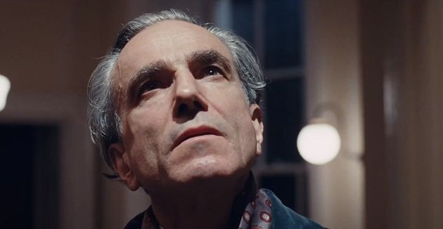 Daniel Day-Lewis in the Oscar-nominated 2017 film