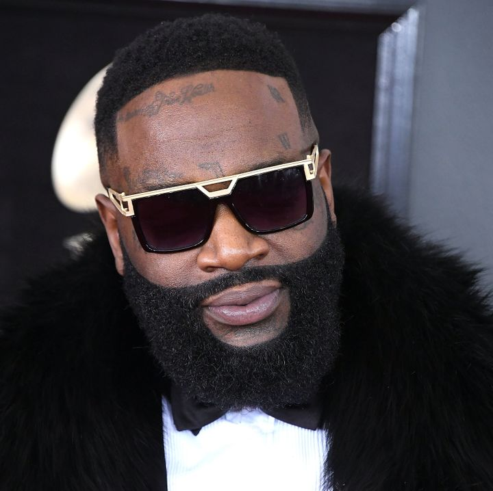 Rap Star Rick Ross Put On Life Support: Report