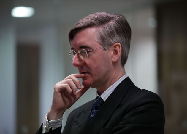 Jacob Rees-Mogg insisted now isn't the time to 'nitpick' when it comes to