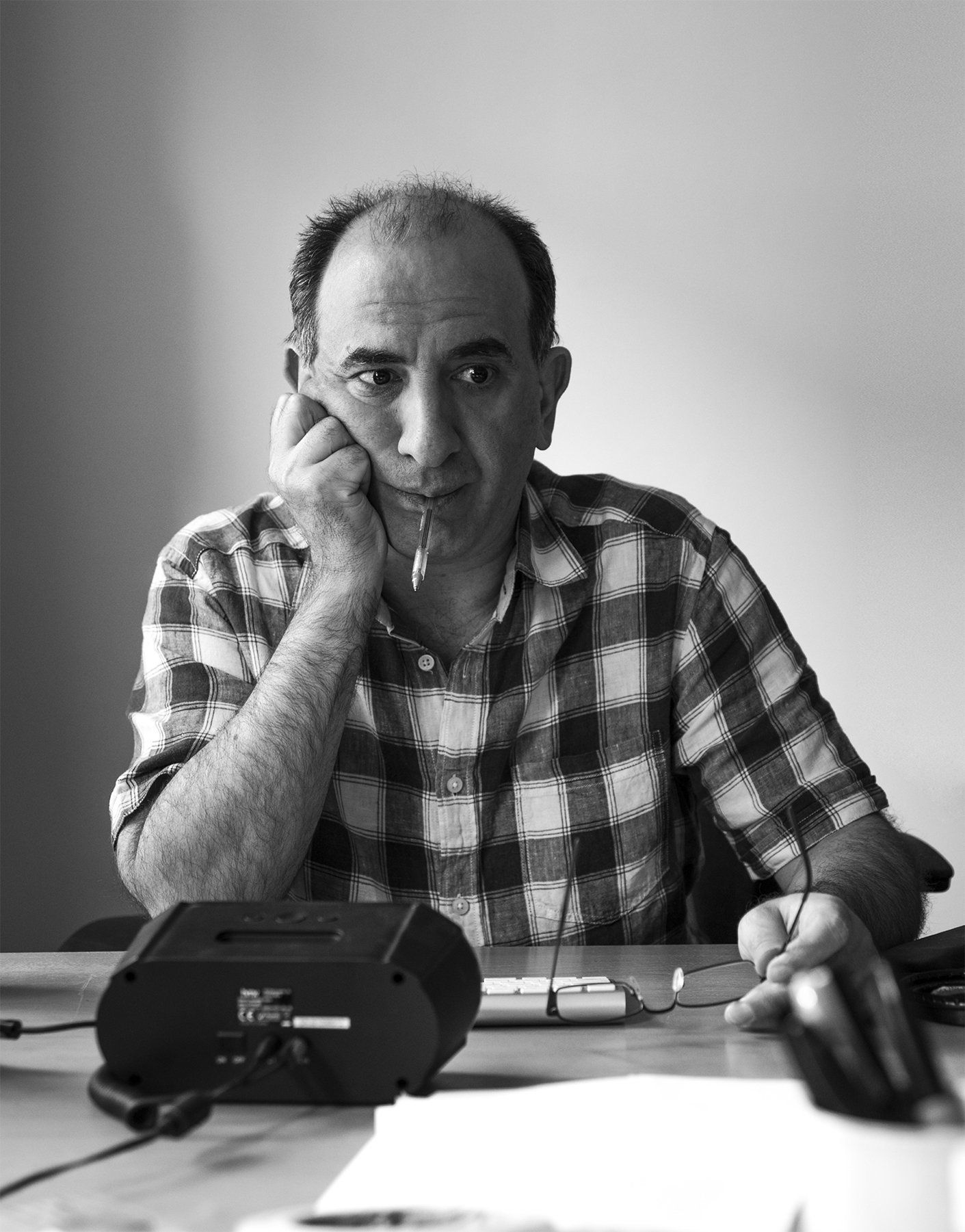 Armando Iannucci On Why He's Finding It Hard To Maintain His Sense Of
