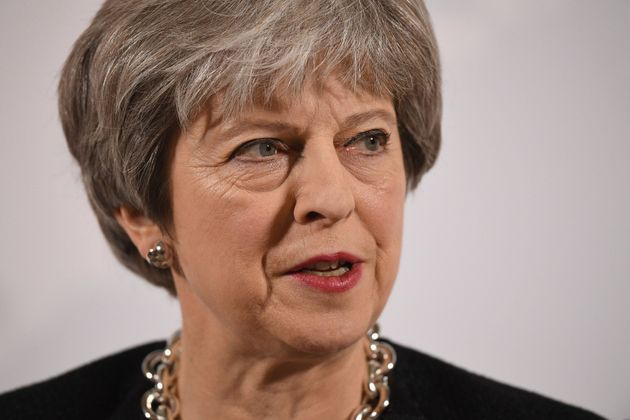Prime Minister Theresa May was urged to stop the