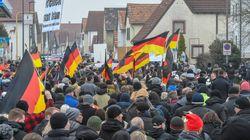 Die Demonstration in Kandel zeigt, dass die AfD keine Berührungsängste mehr mit Rechtsextremen hat