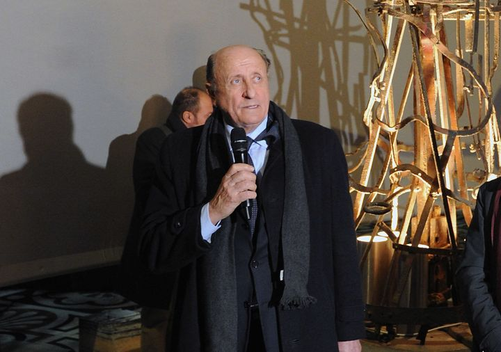 Angelo Caloia,former president of the Vatican Bank, pictured in December 2011 in Milan, Italy.