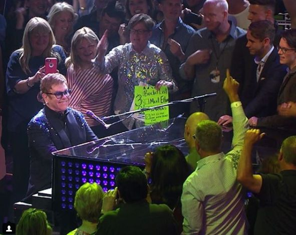 Elton John Speaks Out Over 'Rude, Disruptive' Fan Who Caused Singer To Storm Off Stage In Las