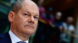 Scholz redet das GroKo-Ja der SPD schön - doch sein Blick verrät alles