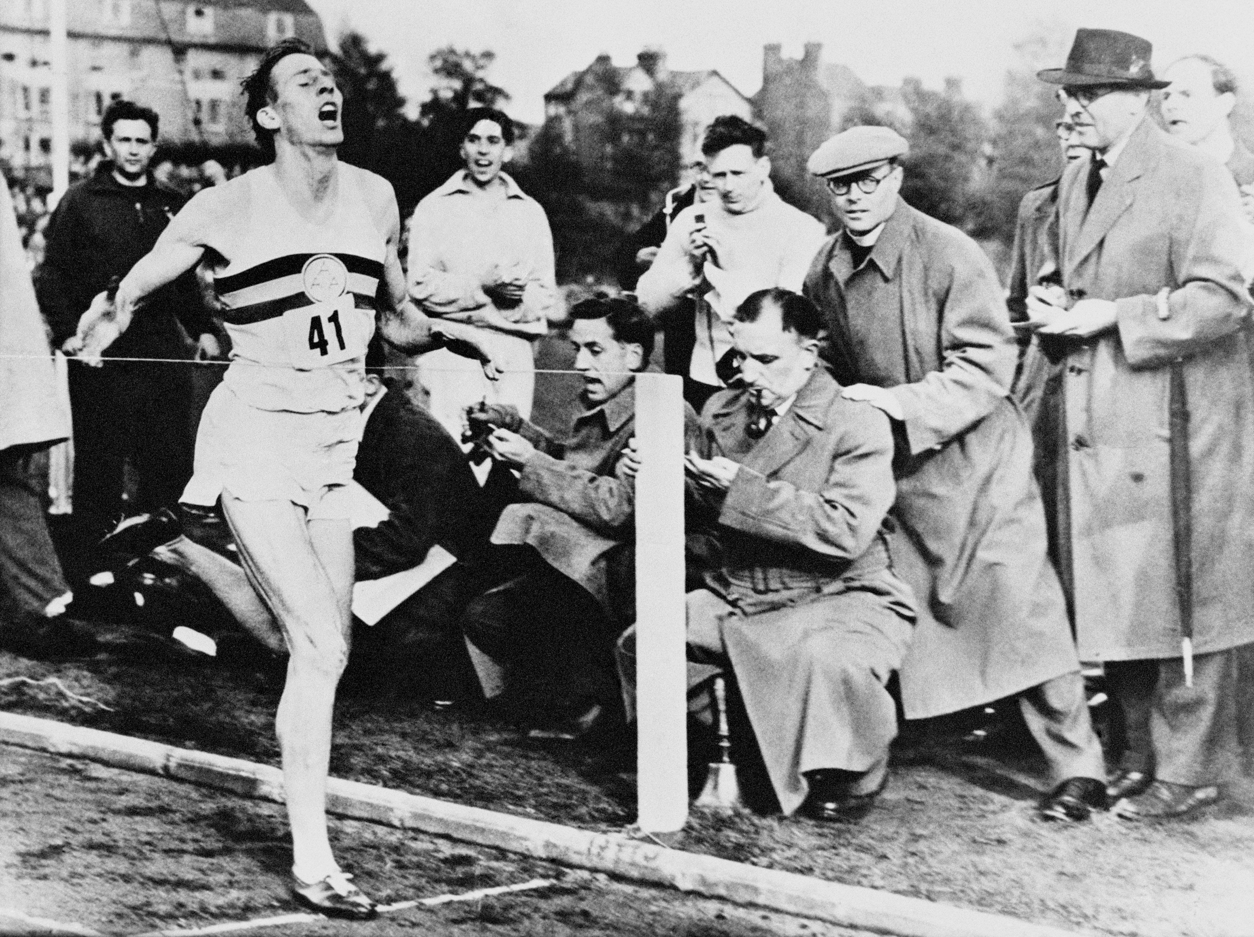 Sir Roger Bannister Dies Aged