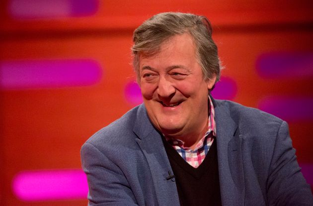 Stephen Fry's Message About Prostate Cancer Spurred Me On To Get