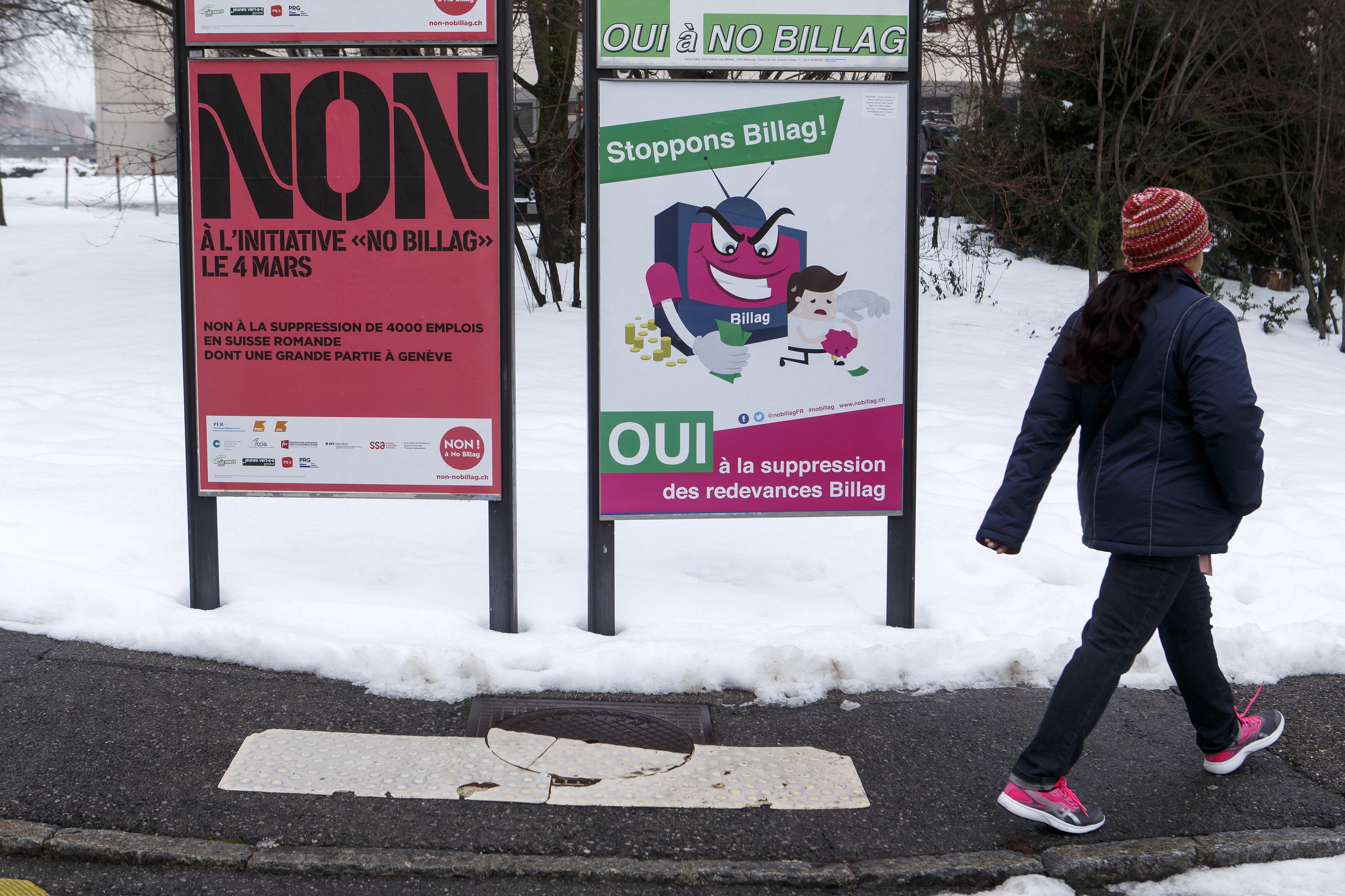 Abschaffung der Schweizer Rundfunkgebühr ist krachend gescheitert
