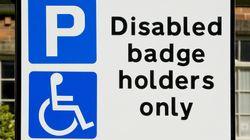 Blue Badges Are A Lifeline. Having Mine Stolen Left Me
