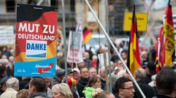 AfD erlaubt ihren Politikern, künftig bei Pegida