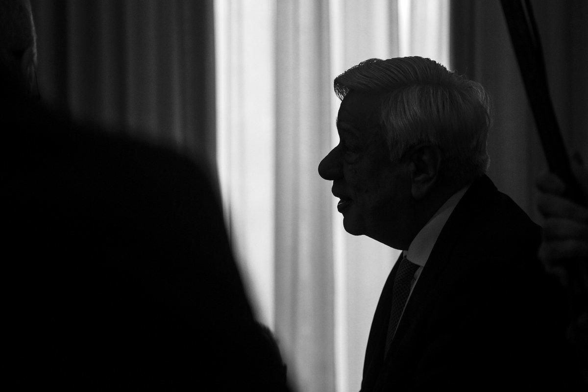 Παυλόπουλος: Προϋπόθεση για μια συμφωνία με τη πΓΔΜ είναι η προηγούμενη αλλαγή του συντάγματός