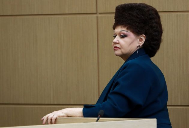 Όλοι μας αναρωτιόμαστε τι έχει συμβεί στο μαλλί αυτής της Ρωσίδας