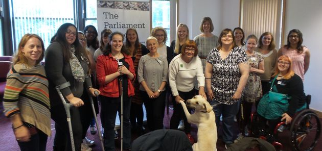 Attendees of the Edinburgh workshop, Sep