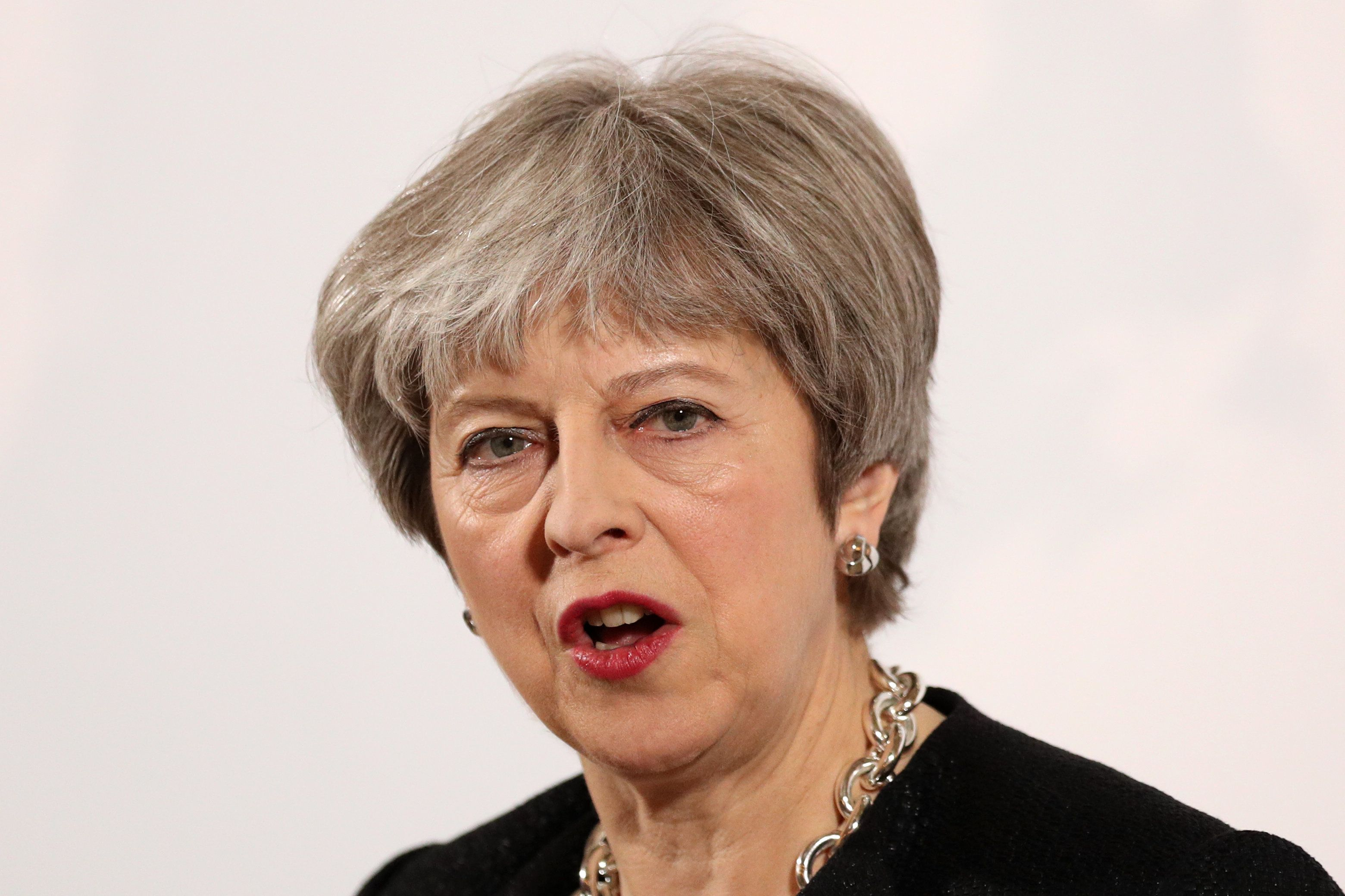 Theresa May to set out changes to planning rules