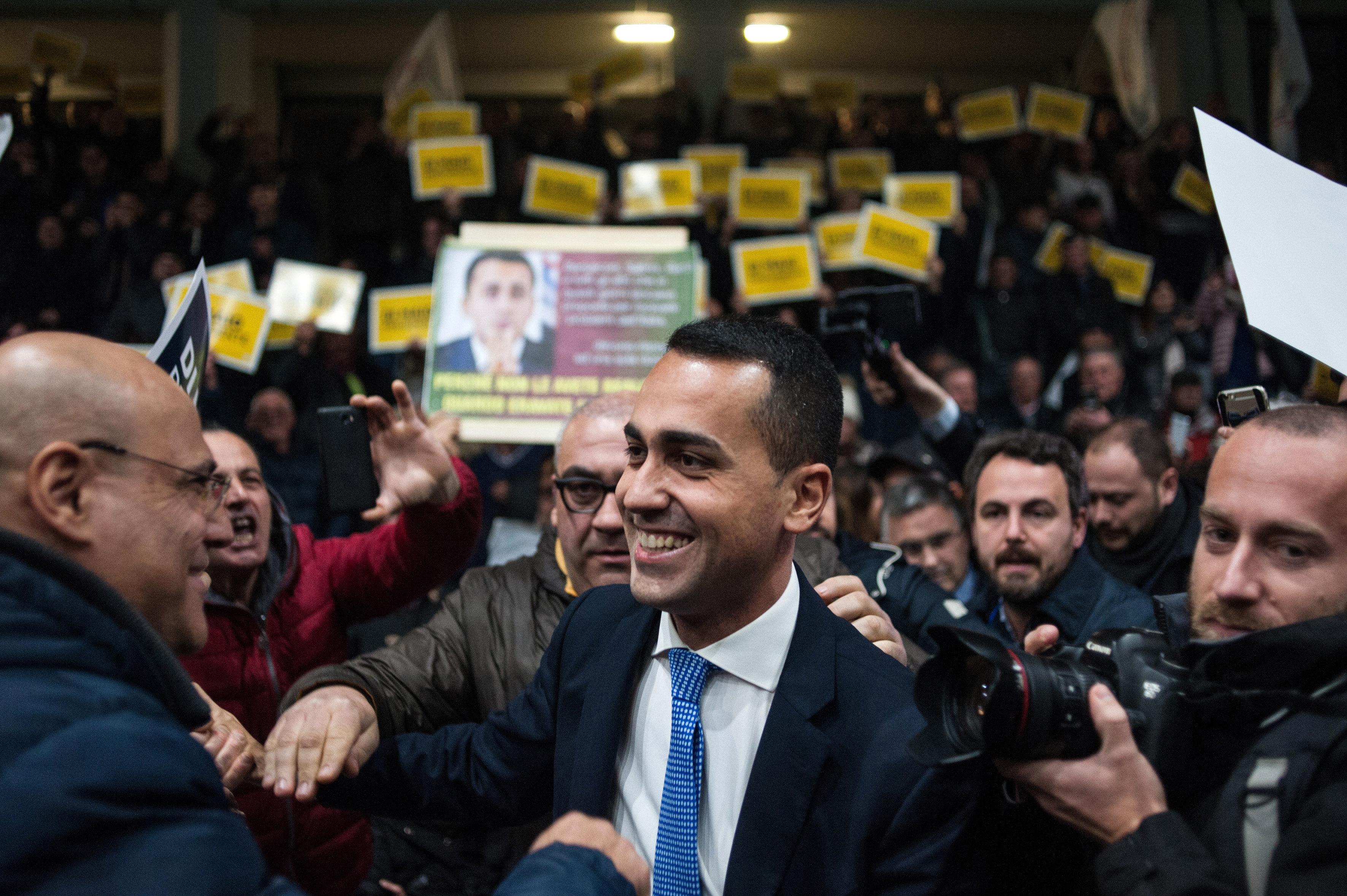 Populisten liegen in Italien vorne –doch die Regierungsbildung ist vertrackt