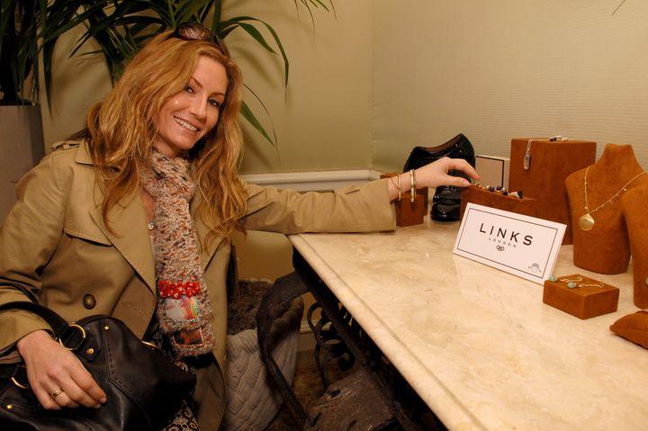 Suzie Hardy in 2007.