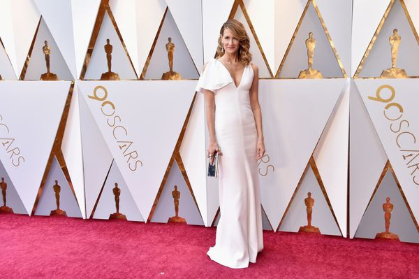 HOLLYWOOD, CA - MARCH 04: Laura Dern attends the 90th Annual Academy Awards at Hollywood & Highland Center on March 4, 20