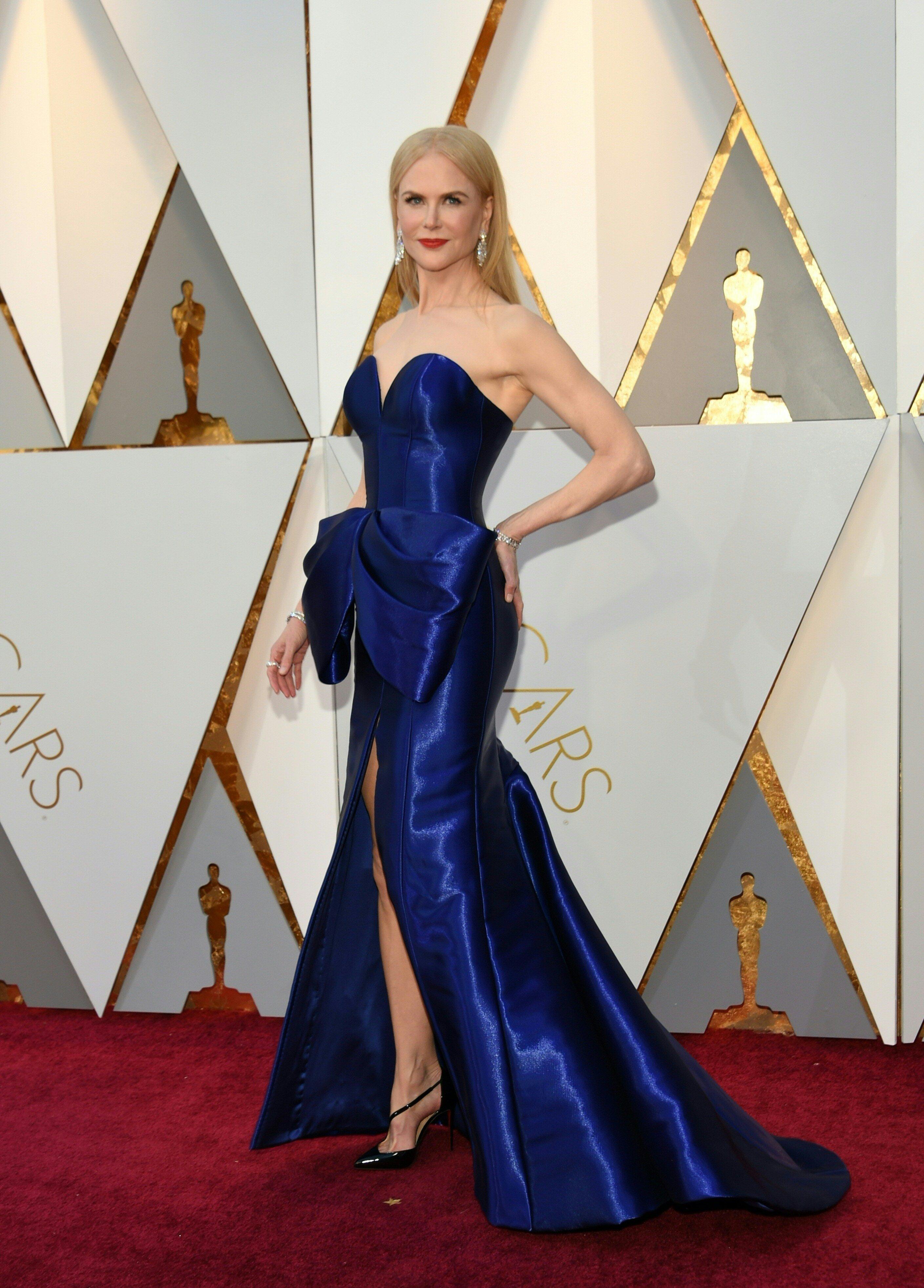 Oscars 2018 Red Carpet Photos: Orange 77