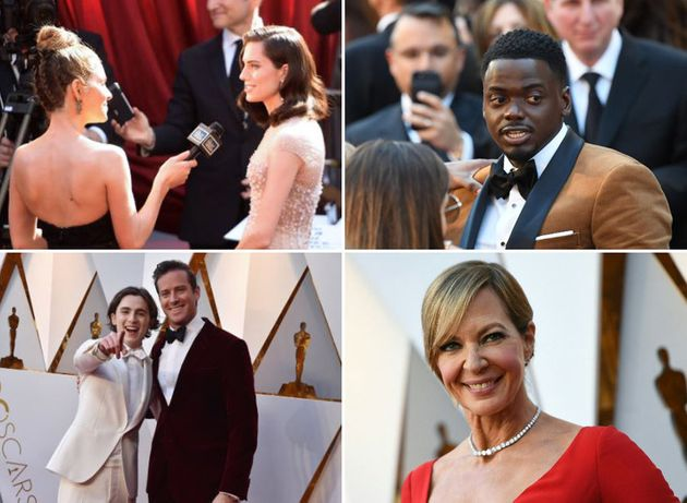 Oscars 2018 Red Carpet Pictures: See The Stars Arrive At The Academy